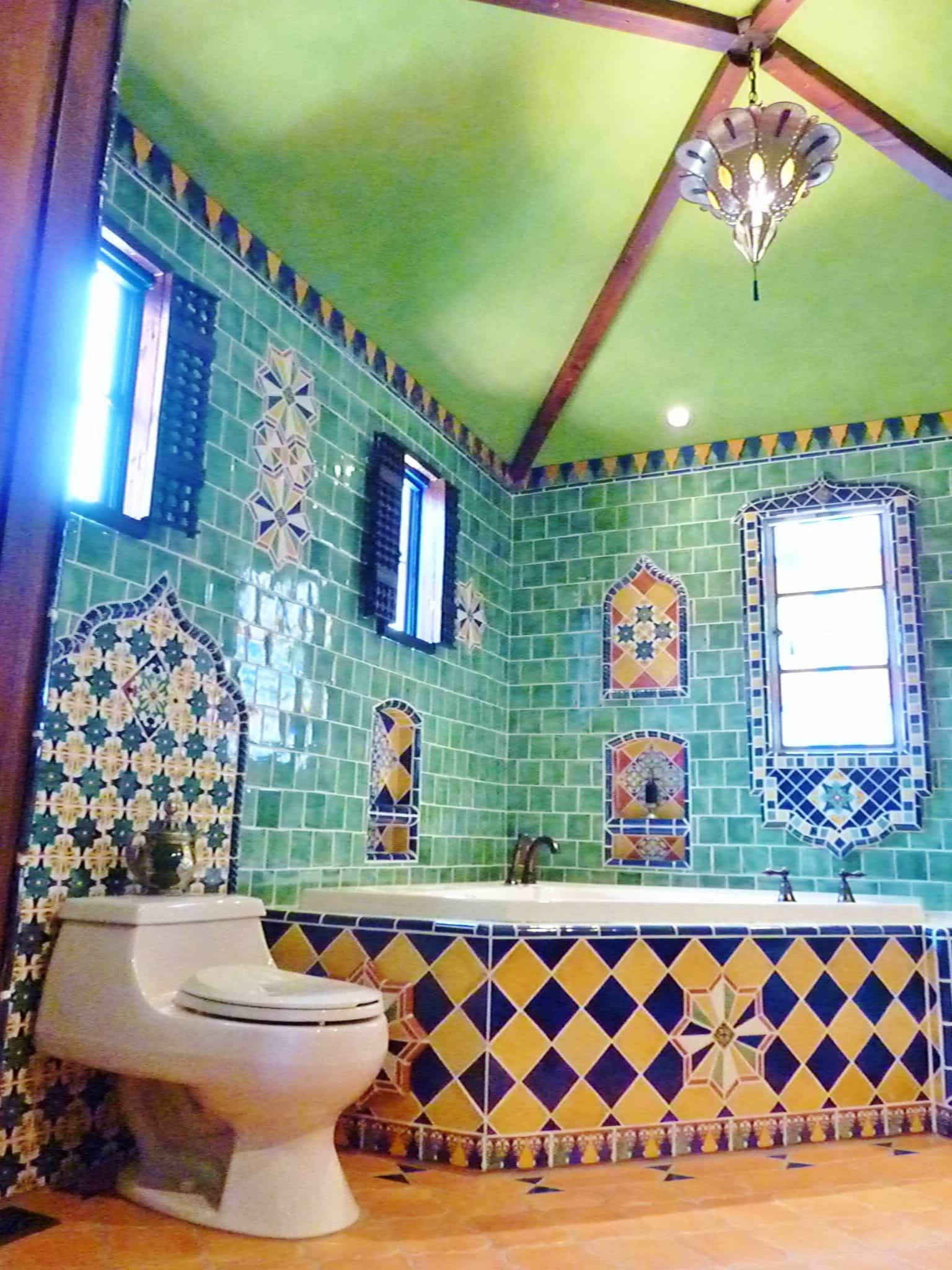 10 Mexican Bathroom Design Ideas #20000