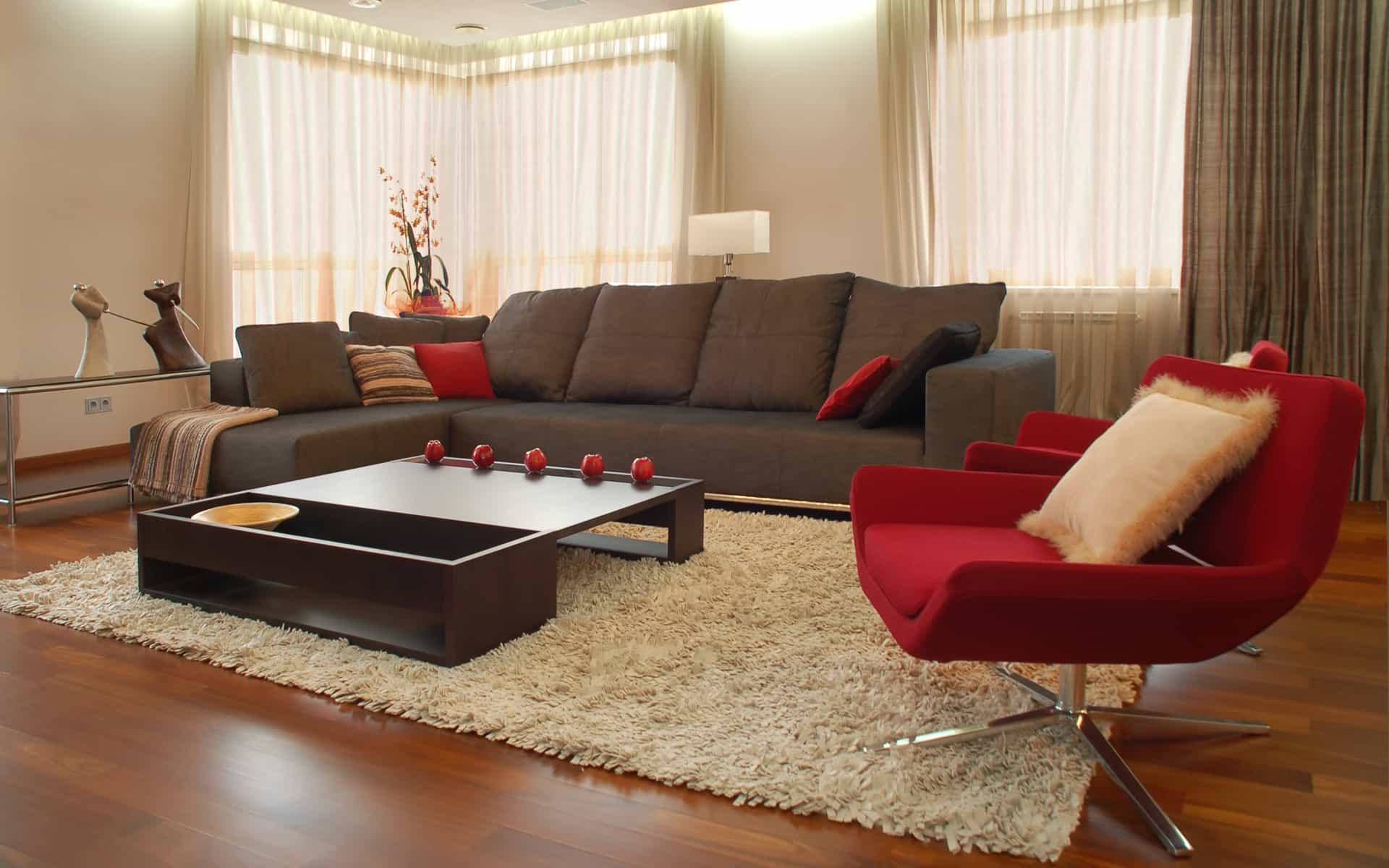 Modern Living Room Furniture (Image 18 of 20)