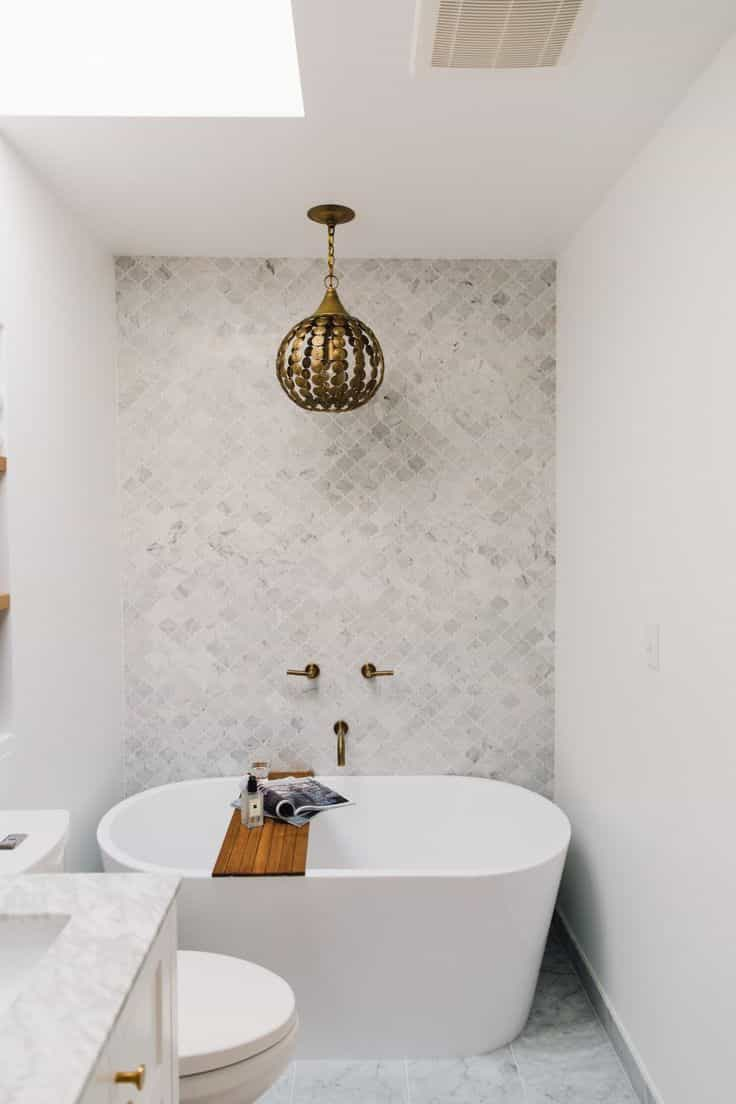 6×8 Bathroom Design: Furniture And Color For Small Space #262 ...