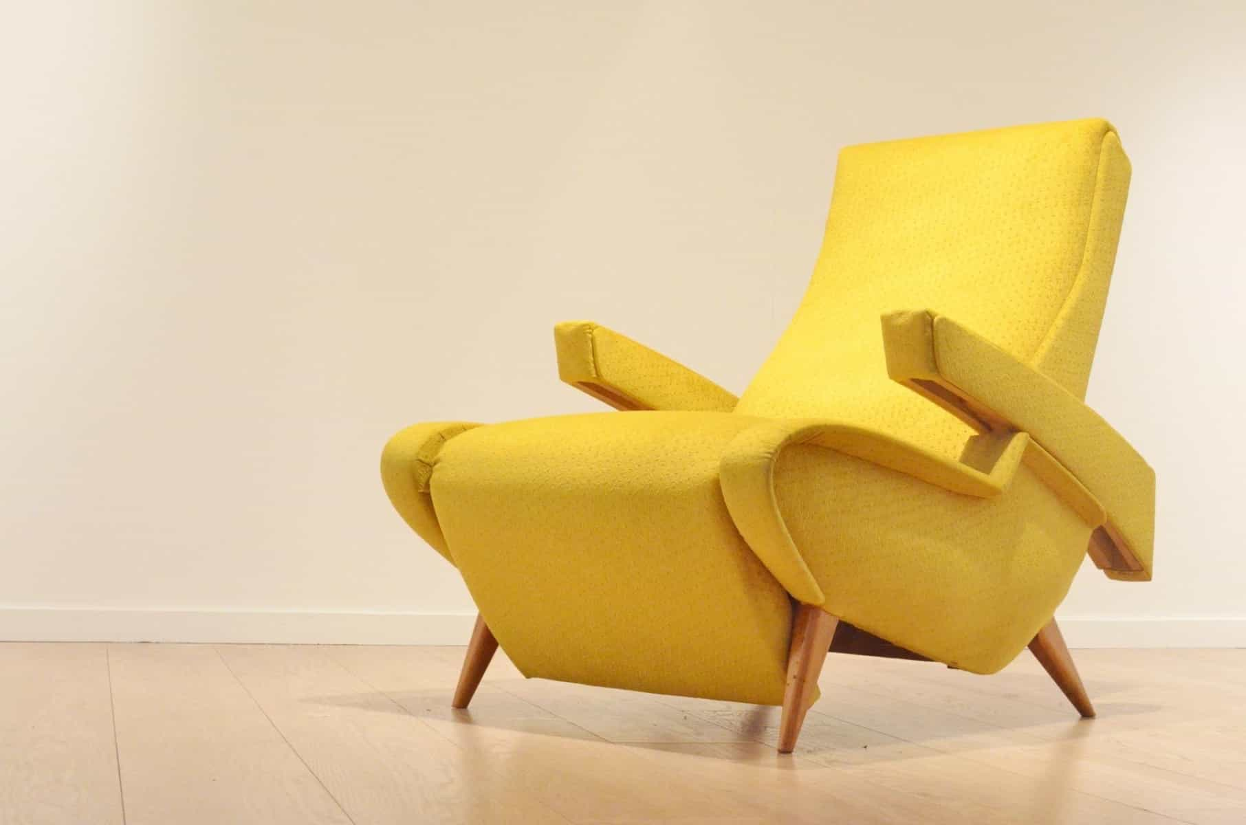 Stylish Unusual Lounge Chair Shape For Modern Living Room (Image 5 of 15)