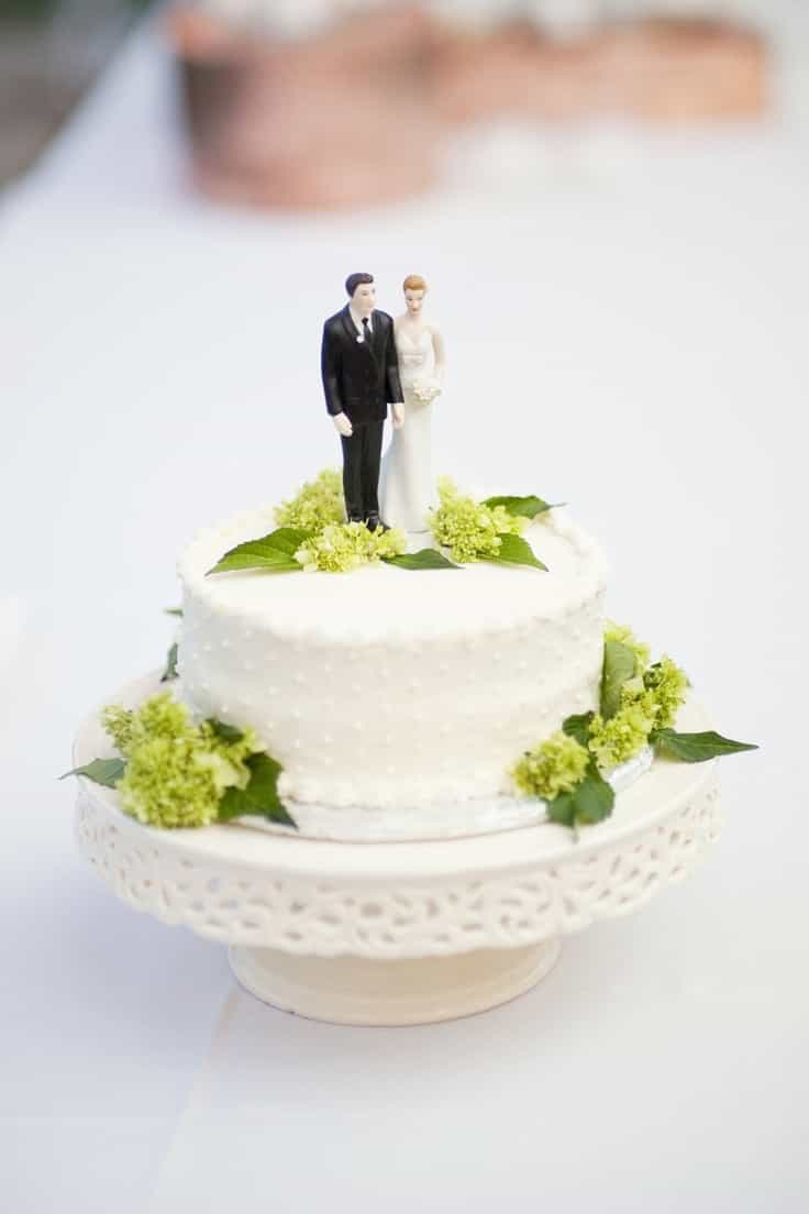 Vintage Bride Wedding Cake Topper (Image 10 of 10)