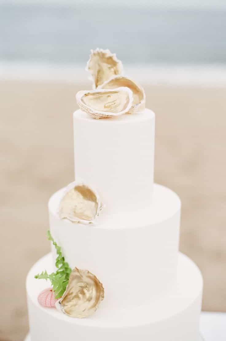 Ideas Of Scrumptious Seaside Wedding Cakes #19514 | Wedding Ideas
