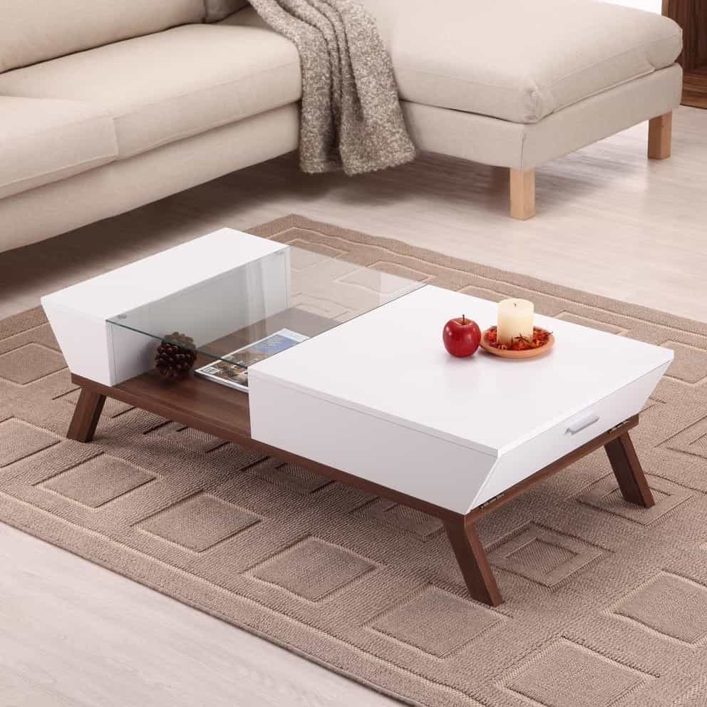 Best Contemporary Coffee Table Design  (Image 2 of 30)
