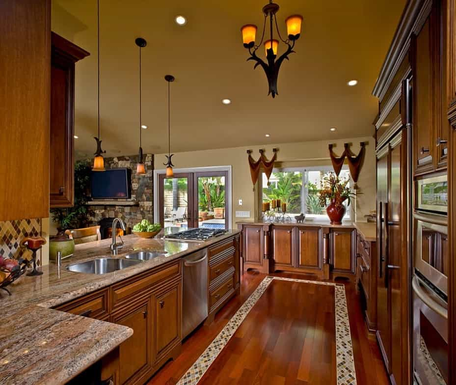 Eclectic African American Kitchen Decor (View 9 of 10)