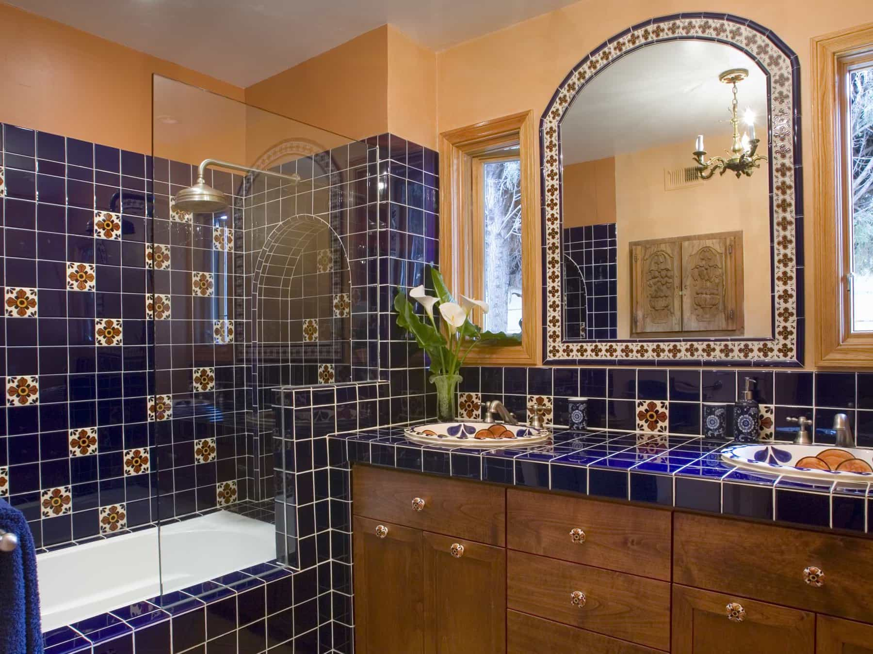 10 Mexican Bathroom Design Ideas 20000 Bathroom Ideas