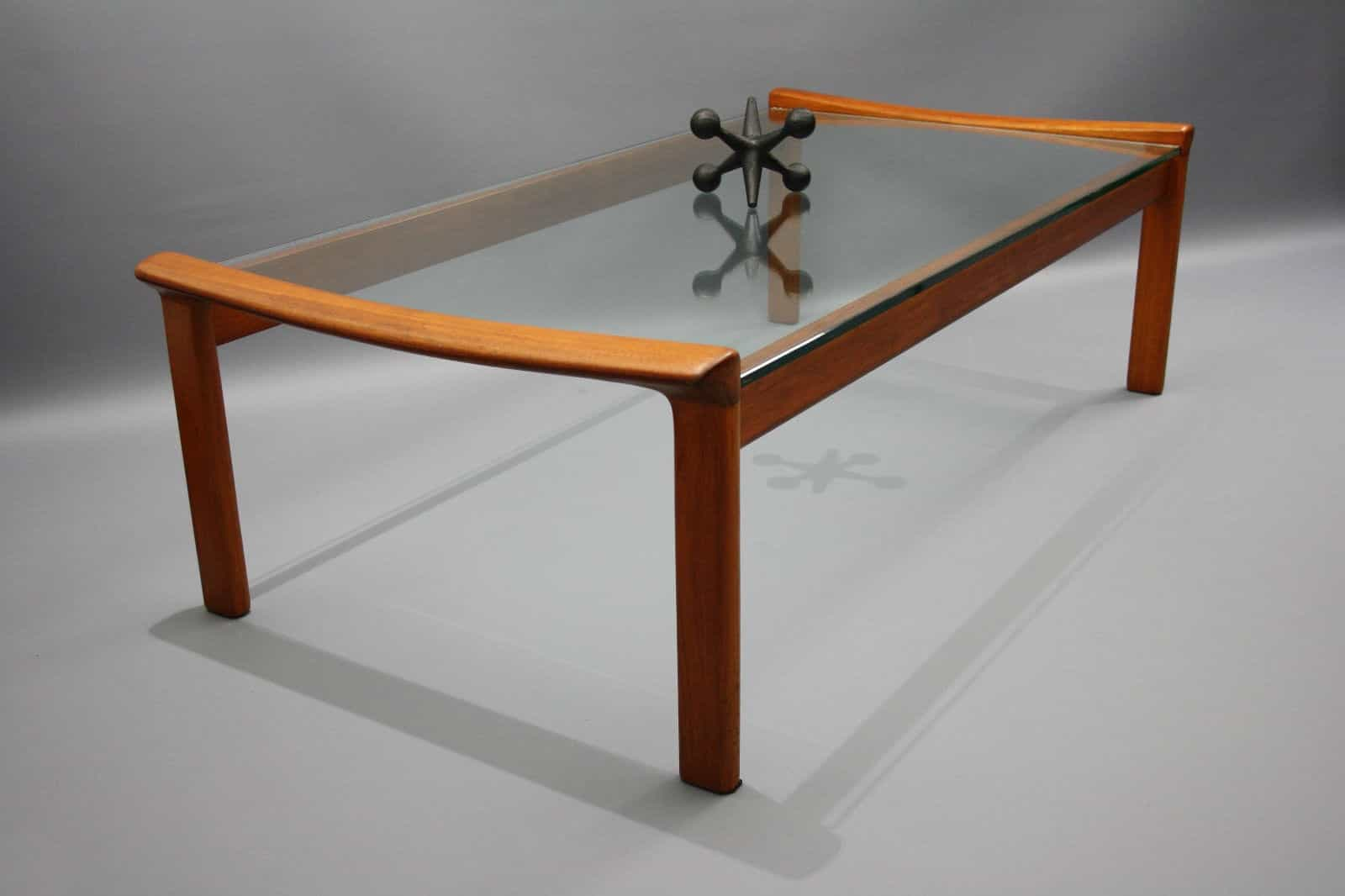 Modern Oak Coffee Table Glass Top (Image 21 of 30)