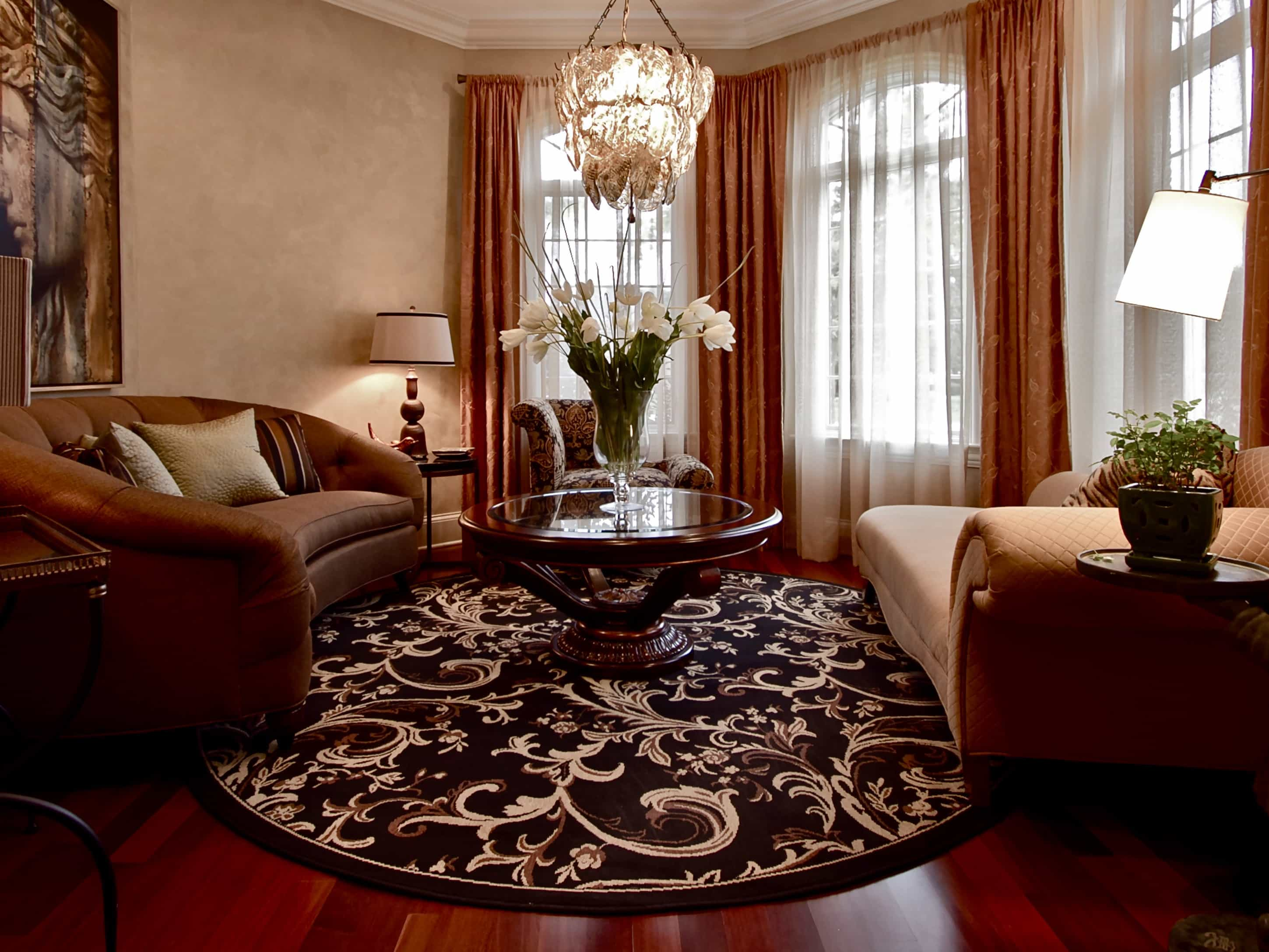 What you have to think before choose a rugs 1446 rugs for Round area rugs for living room