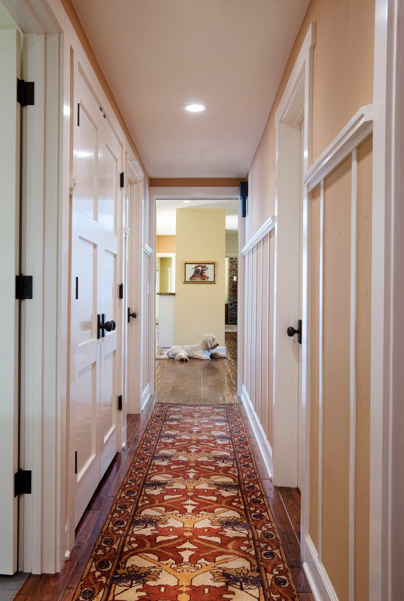 Striking Pattern Rugs For Hallway Decoration (Image 25 of 28)