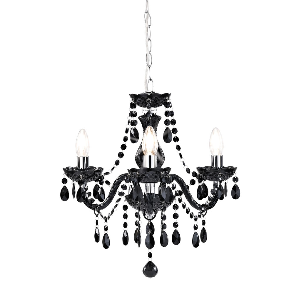 10 Benefits Of Black Chandelier Wall Lights Warisan Lighting Regarding Black Chandelier (Image 1 of 15)