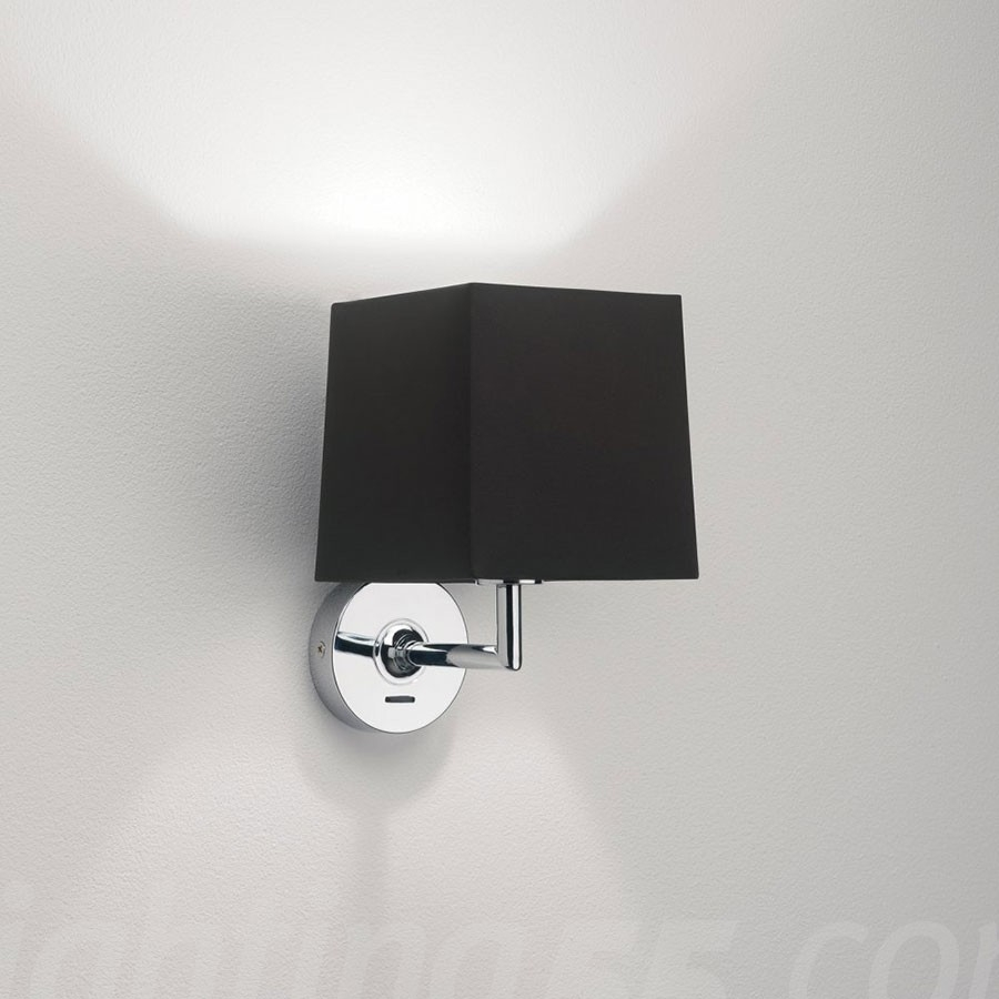 10 Easy Pieces Classic Black Metal Sconces Remodelista Black With Regard To Black Chandelier Wall Lights (Image 5 of 15)