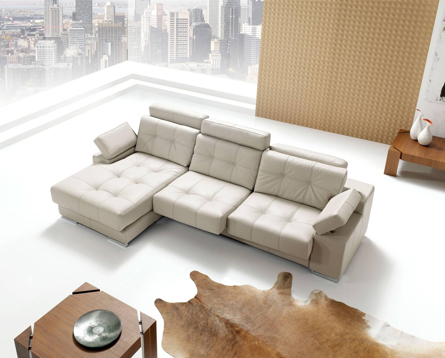 100 Genuine Italian Quality Leather Sectionals Corner Couches Throughout European Sectional Sofas (Image 3 of 15)