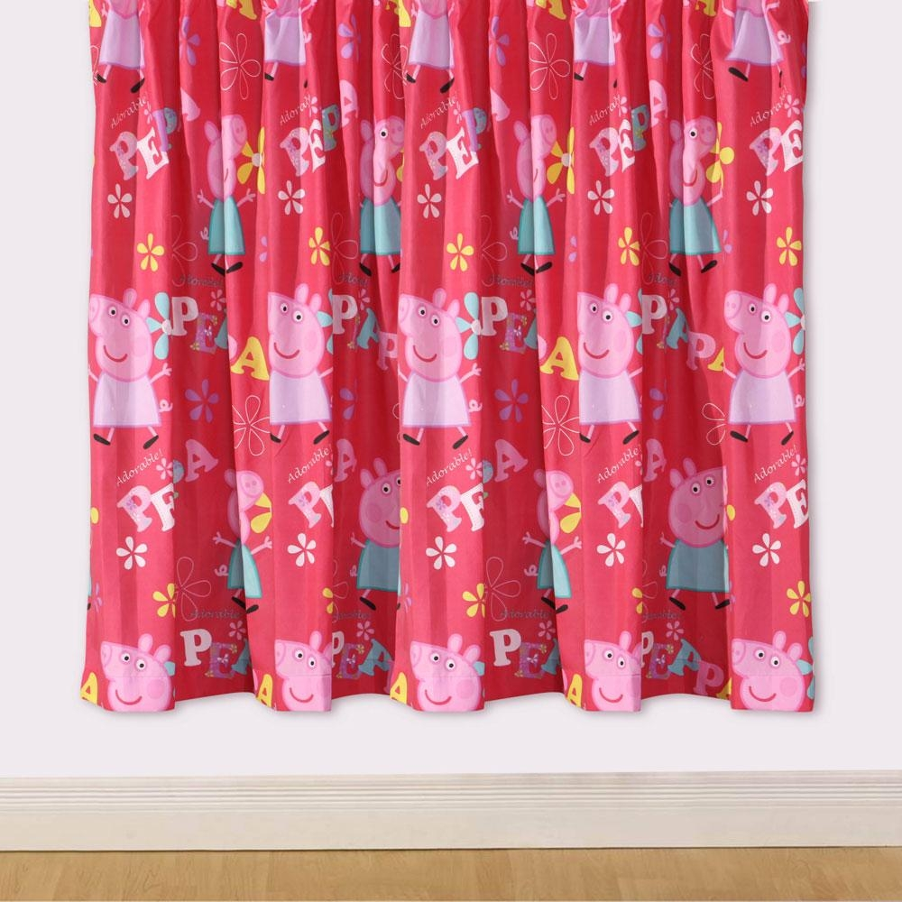 100 Official Character Curtains 54 72 Inch Drop Lengths Intended For 100 Inch Drop Curtains (Image 2 of 15)
