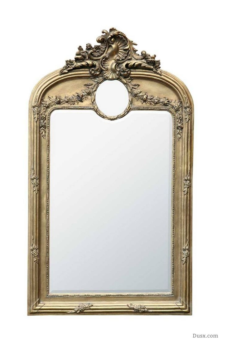 110 Best Images About What Is The Style French Rococo Mirrors On For Rococo Gold Mirror (Image 1 of 15)