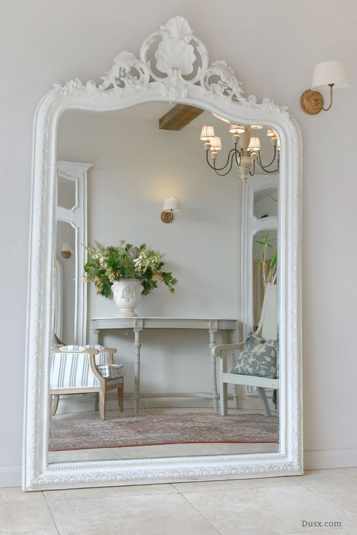 110 Best Images About What Is The Style French Rococo Mirrors On Regarding French Mirrors For Sale (Image 1 of 15)