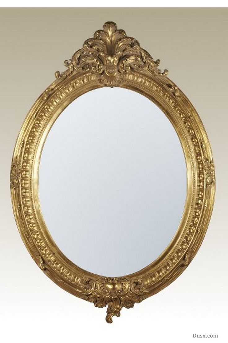 110 Best Images About What Is The Style French Rococo Mirrors On With French Chic Mirror (Image 1 of 15)
