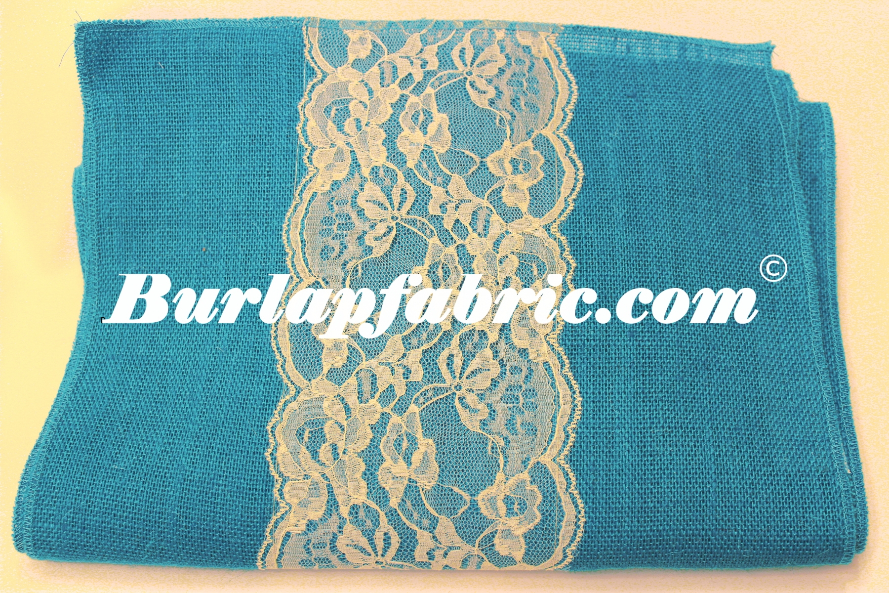 118 Tiffany Blue Voile Fabric The Yard Voile Tiffanyblue 118 P Pertaining To Turquoise Burlap Curtains (View 10 of 15)
