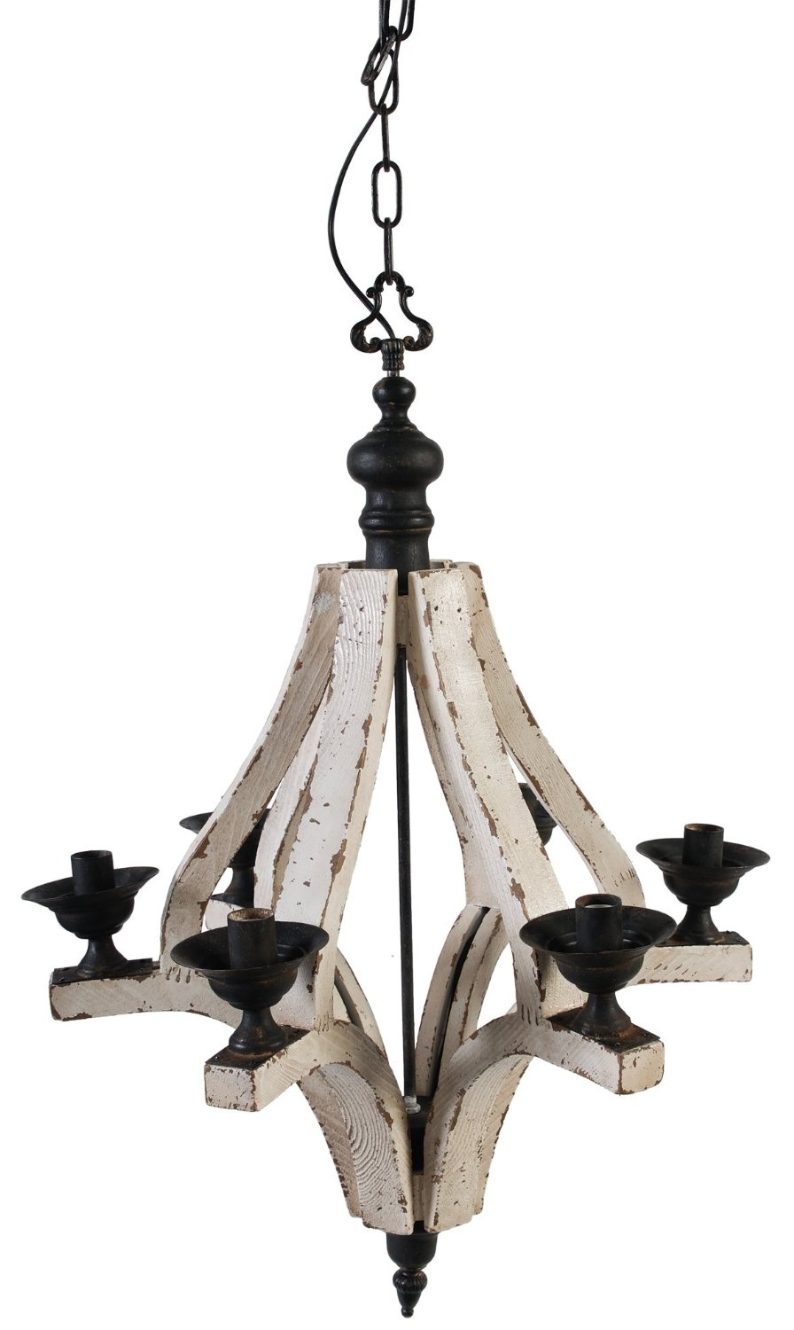 12 Best Rustic Wood And Metal Chandeliers Qosy Intended For Metal Chandeliers (Image 1 of 15)