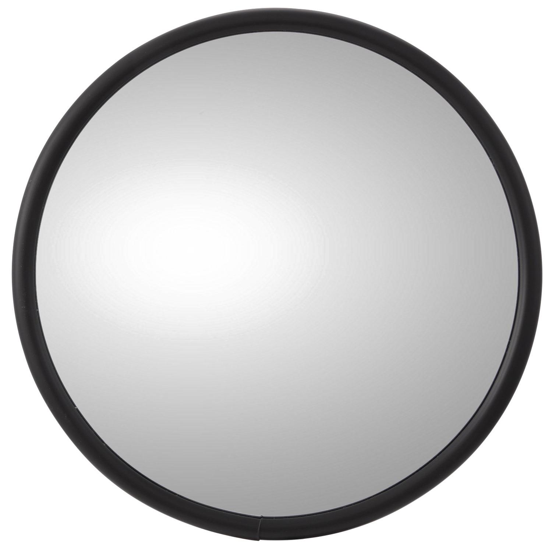 12 In White Steel Convex Mirror Round Universal Mount Truck Lite Throughout White Convex Mirror (Image 1 of 15)