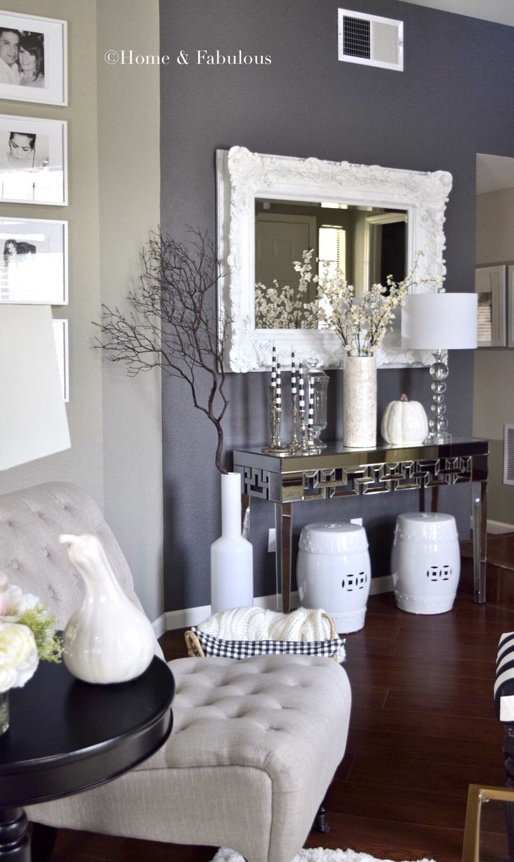 128 Best Images About Mirrors Over Buffets Lamps On Pinterest Pertaining To Bright Coloured Mirrors (View 6 of 15)