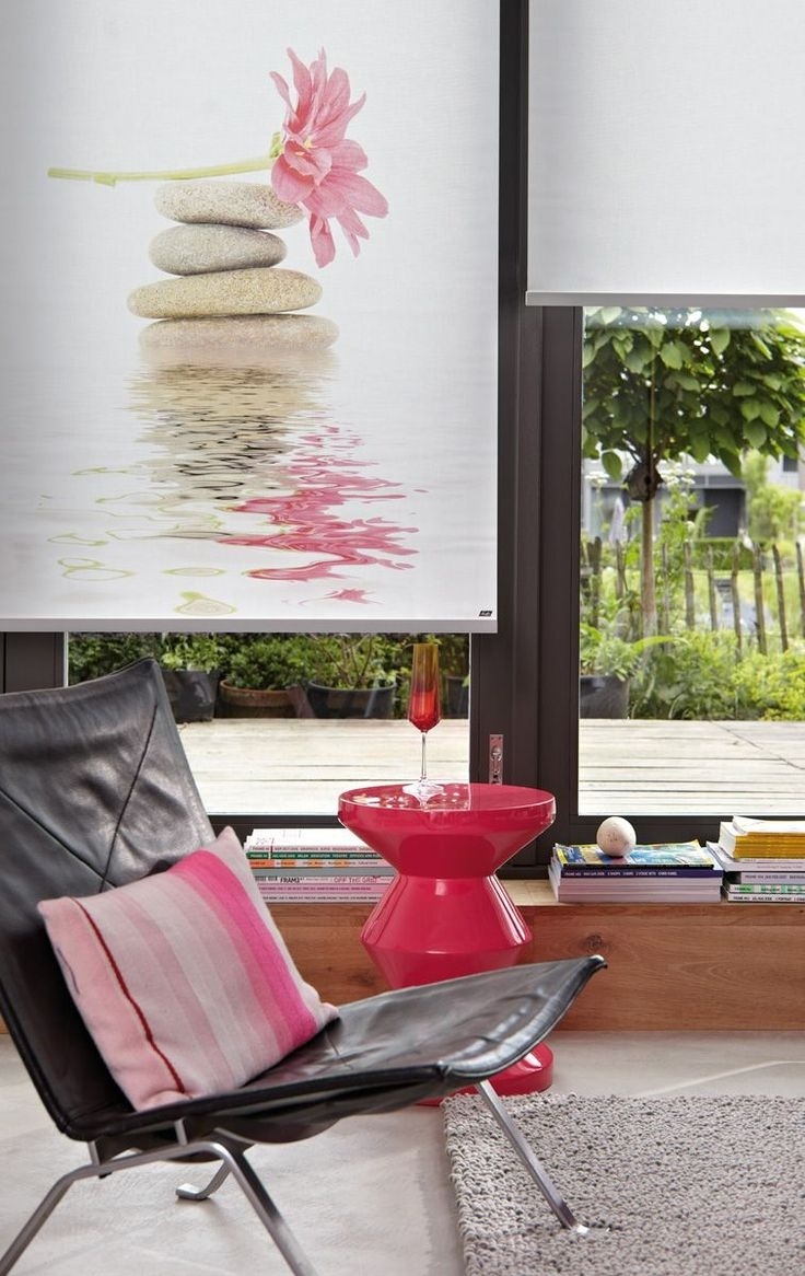 14 Best Images About Roller Blinds Sheers Block Out Single And Intended For Pre Made Roller Blinds (Image 1 of 15)