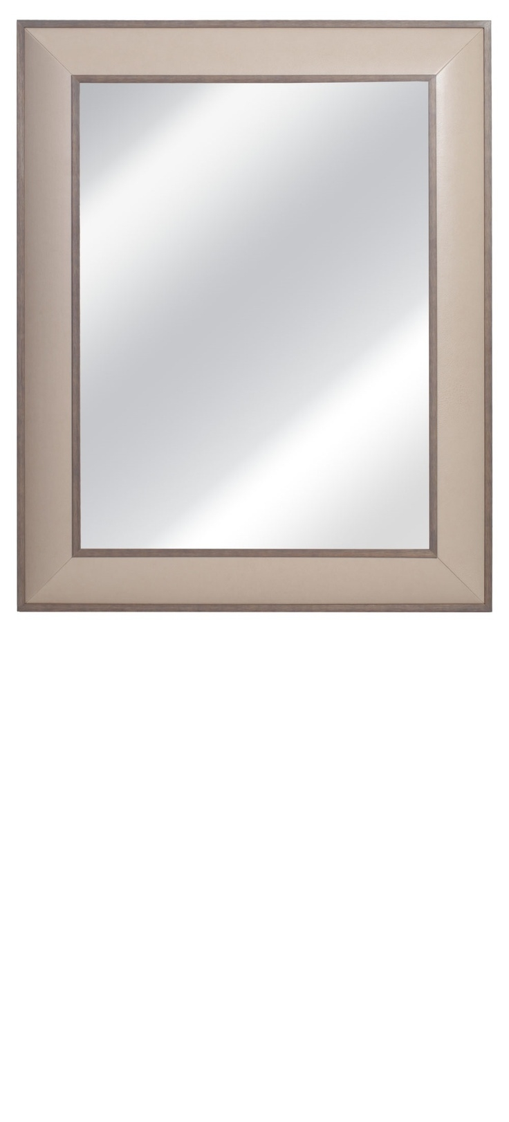 15 Best Images About Leather Wall Mirrors On Pinterest In Leather Mirrors (View 15 of 15)
