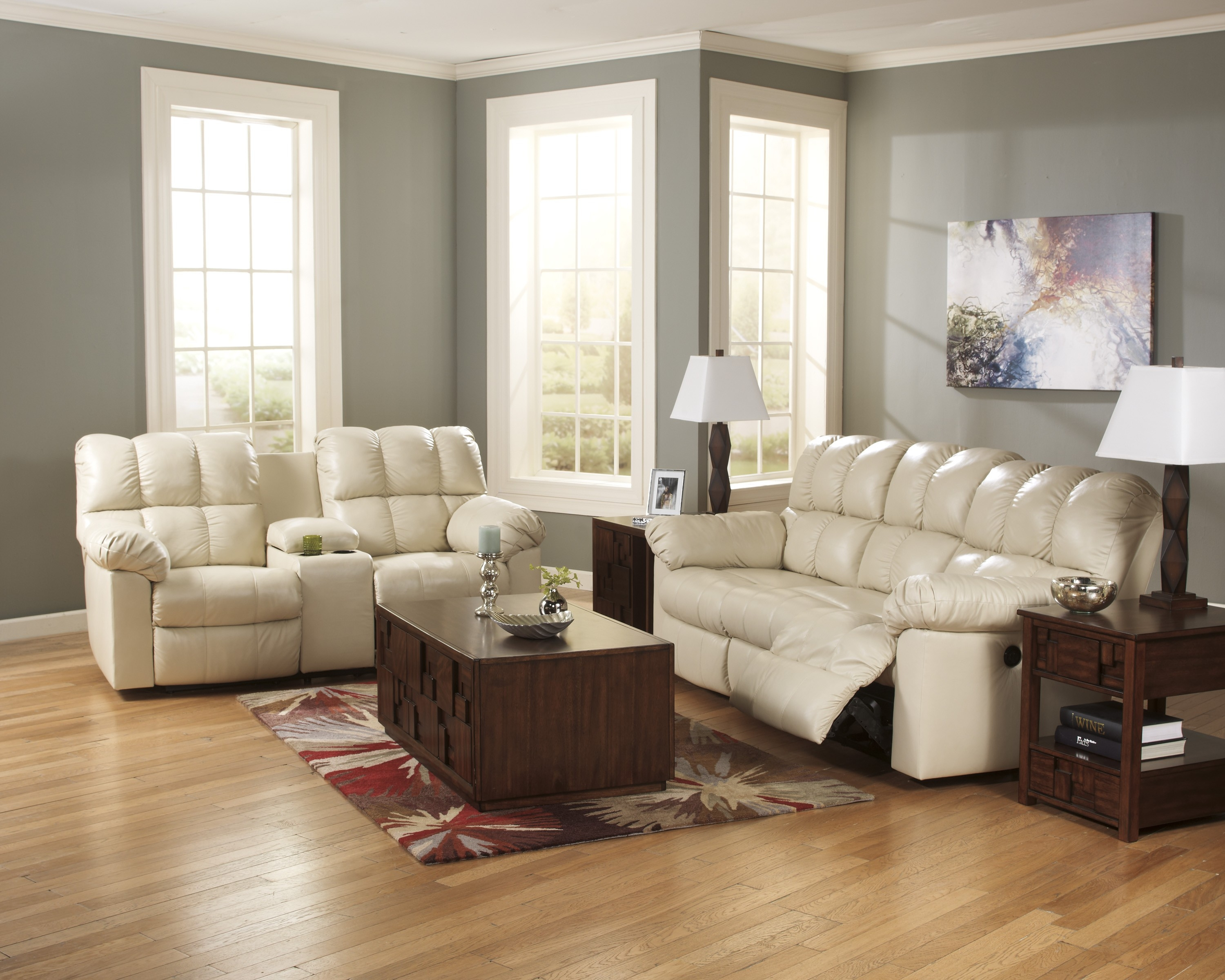 16 Cream Colored Leather Sofa Auto Auctions With Cream Colored Sofas (View 3 of 15)