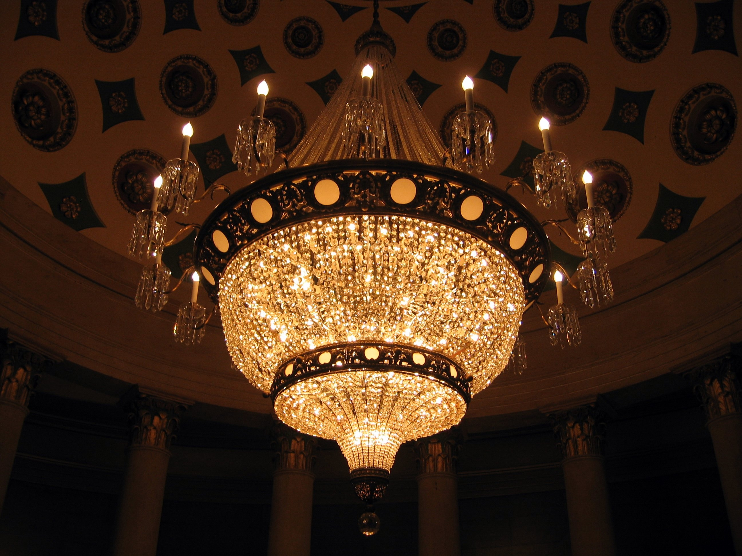 17 Worlds Most Beautiful Chandeliers Mostbeautifulthings Inside Beautiful Chandelier (Image 2 of 15)