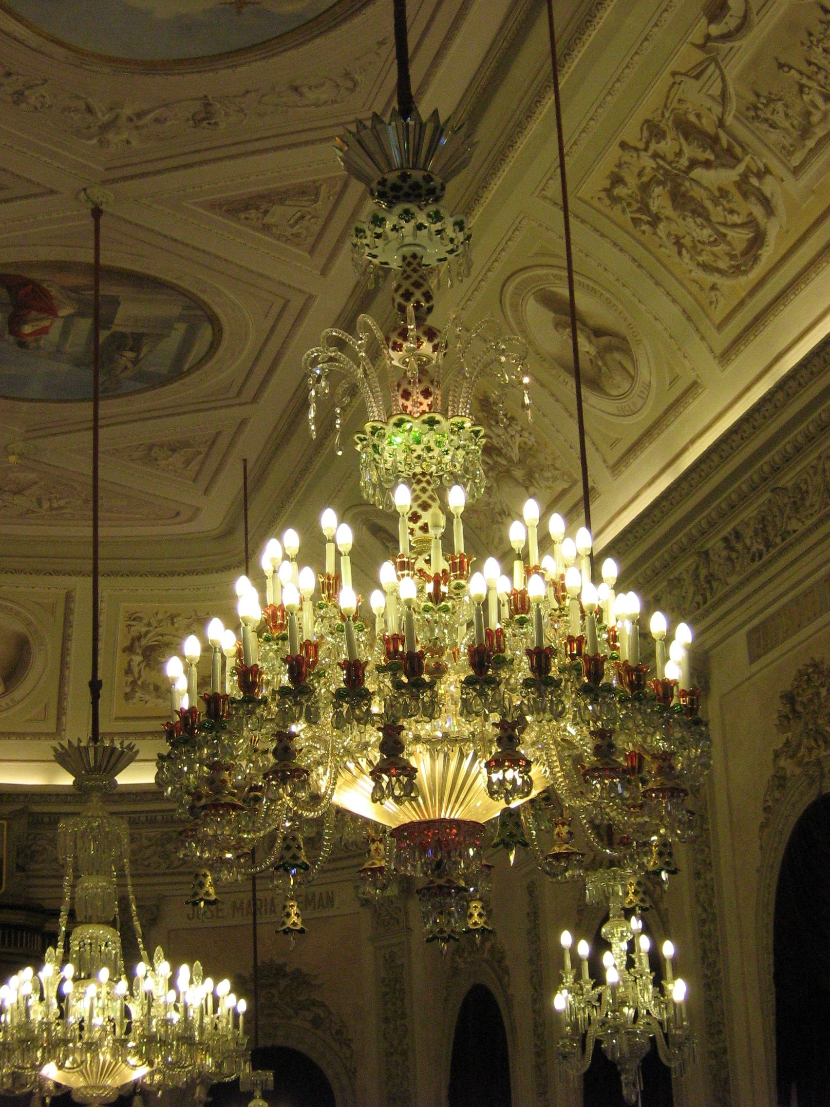 17 Worlds Most Beautiful Chandeliers Mostbeautifulthings Intended For Beautiful Chandelier (Image 4 of 15)