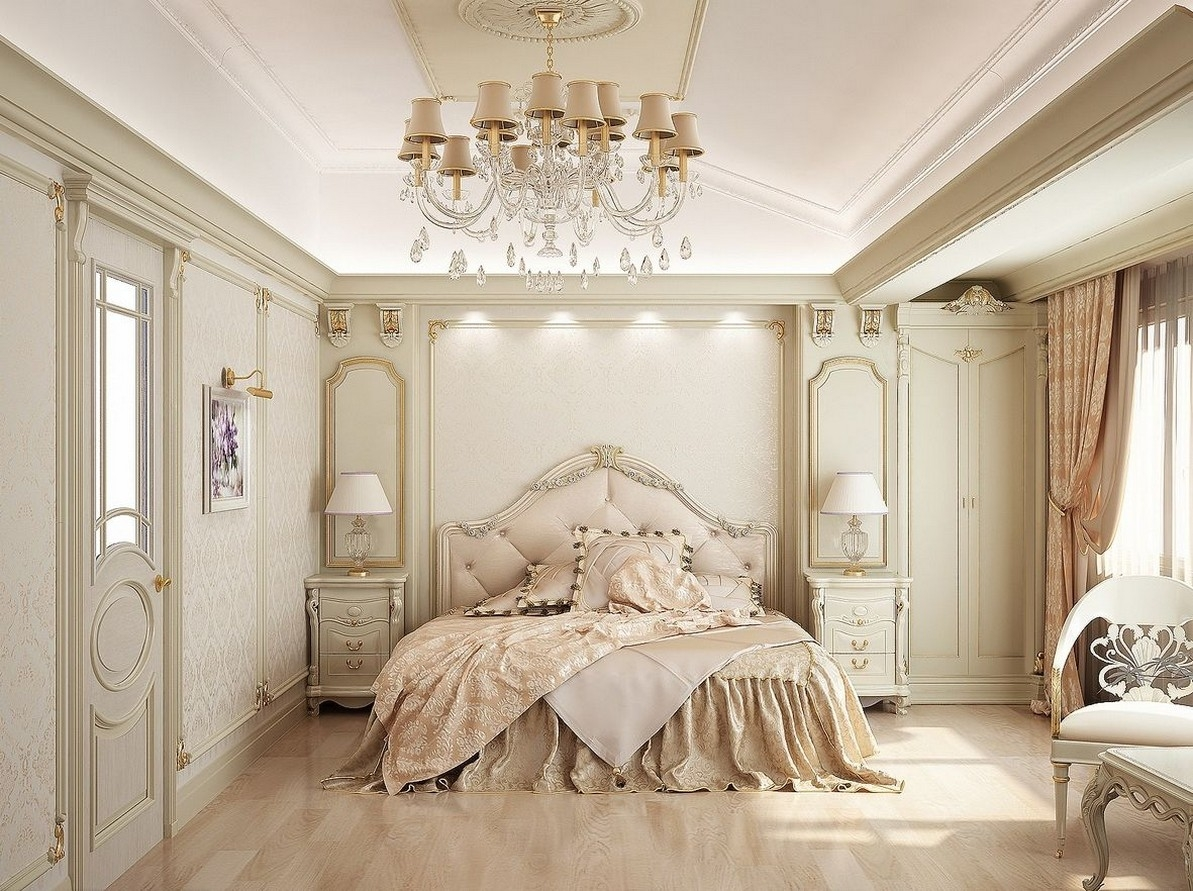 19 Bedroom Chandeliers Ideas Homes Catalyst With Regard To Bedroom Chandeliers (Image 1 of 15)