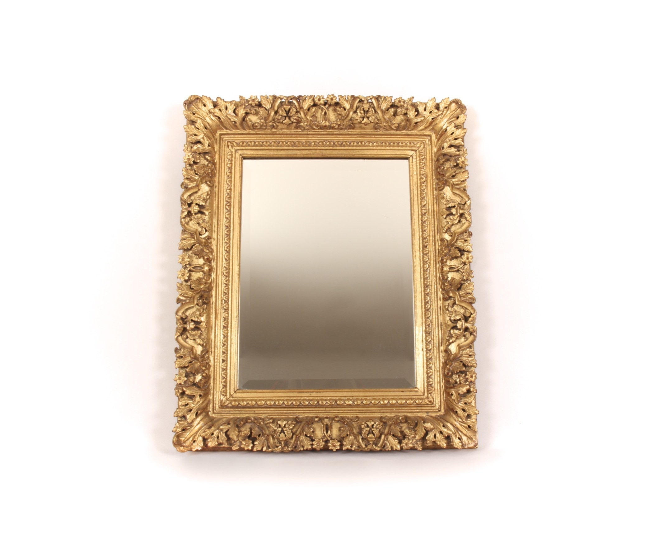 20th Century Italianate Carved Gilt Mirror Mirrors With Regard To Gilt Mirror (View 2 of 15)