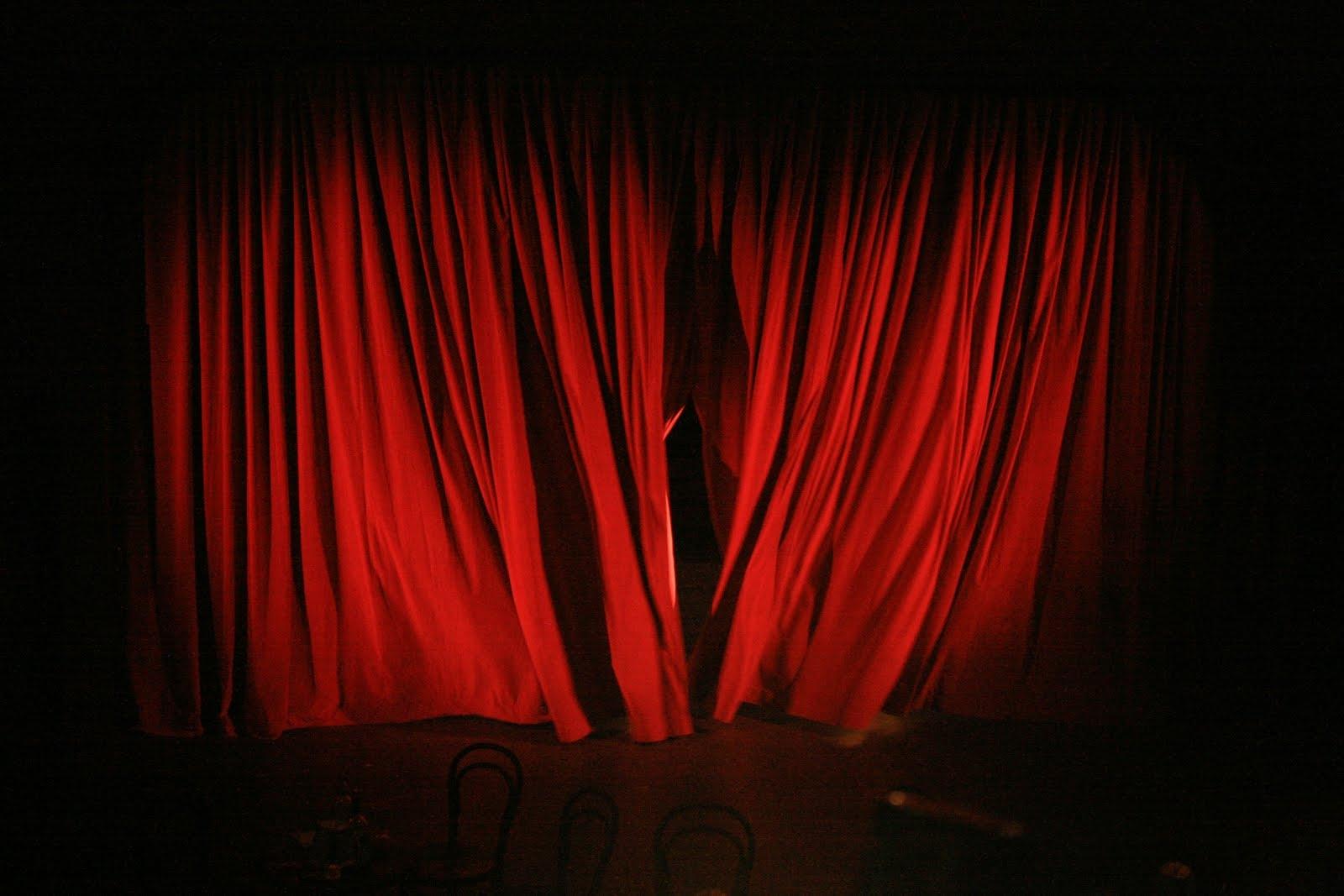 23 Red Velvet Curtains Drapes Velvet Theater Absolute Blackout Pertaining To Dark Red Velvet Curtains (Image 1 of 15)