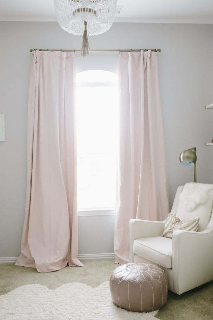 25 Best Ideas About Ba Room Curtains On Pinterest Ba Throughout Nursery Curtains (Image 1 of 15)