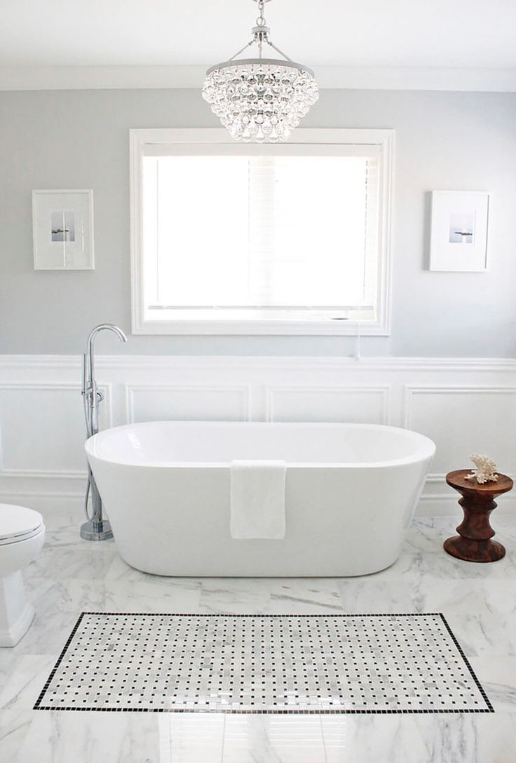 25 Best Ideas About Bathroom Chandelier On Pinterest In Chandeliers For Bathrooms (Image 4 of 15)