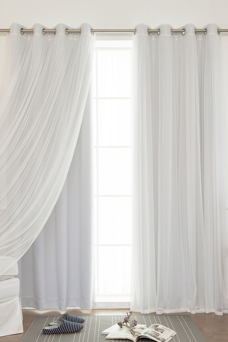 25 Best Ideas About Blackout Curtains On Pinterest Diy Blackout Within Plain White Blackout Curtains (View 10 of 15)