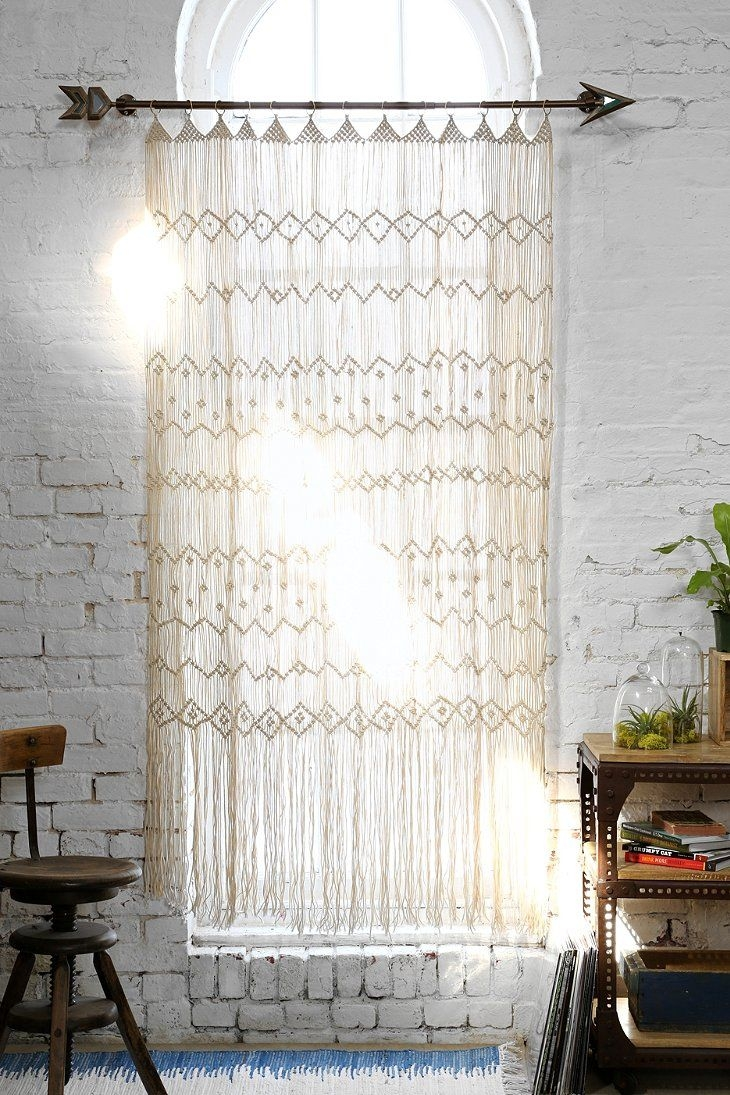 Featured Image of Bohemian Curtains