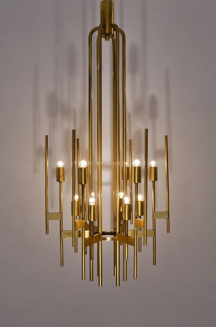 25 Best Ideas About Brass Chandelier On Pinterest Grey Regarding Brass Chandeliers (Image 1 of 15)