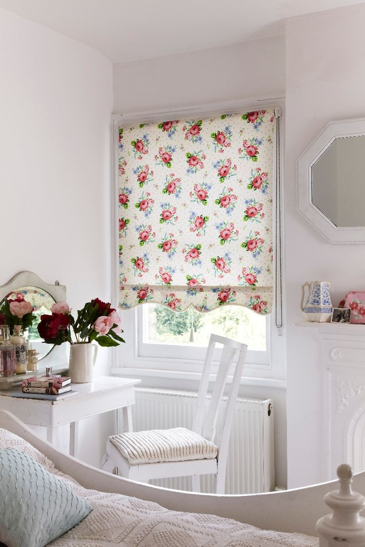 25 Best Ideas About Cream Roller Blinds On Pinterest Black Regarding Pattern Blinds (Image 1 of 15)