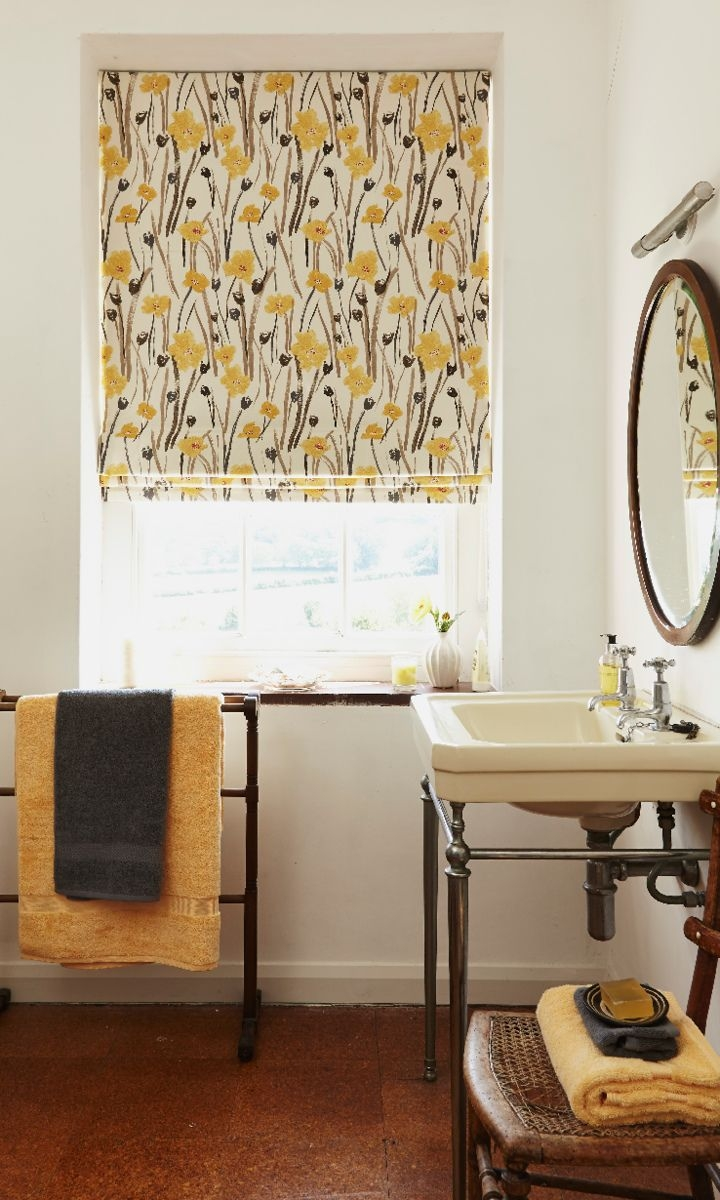25 Best Ideas About Cream Roman Blinds On Pinterest Cream Pertaining To Gold Roman Blinds (View 5 of 15)