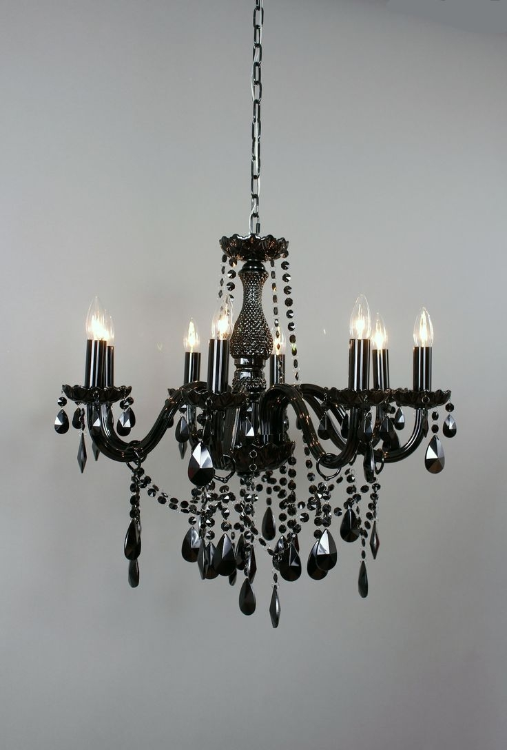 25 Best Ideas About Gothic Chandelier On Pinterest Gothic Inside Black Gothic Chandelier (Image 1 of 15)