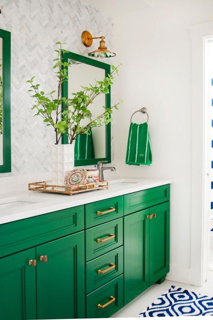 25 Best Ideas About Green Mirrors On Pinterest Decorating Within Bright Coloured Mirrors (Image 4 of 15)