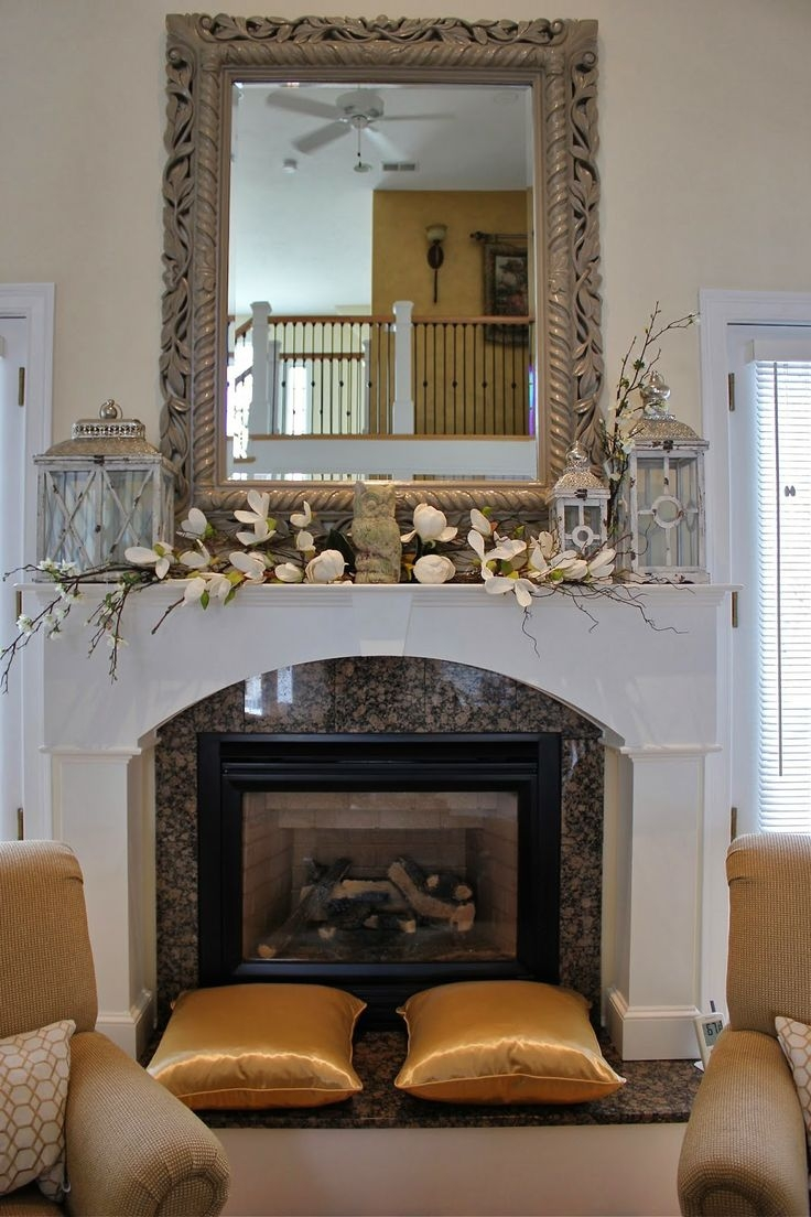 15 Ideas Of Mirror For Mantle Mirror Ideas