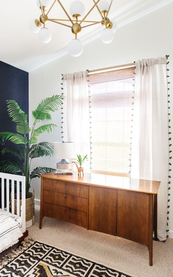 25 Best Ideas About Midcentury Curtains On Pinterest Atomic Age Throughout Mid  Century Modern Curtains (
