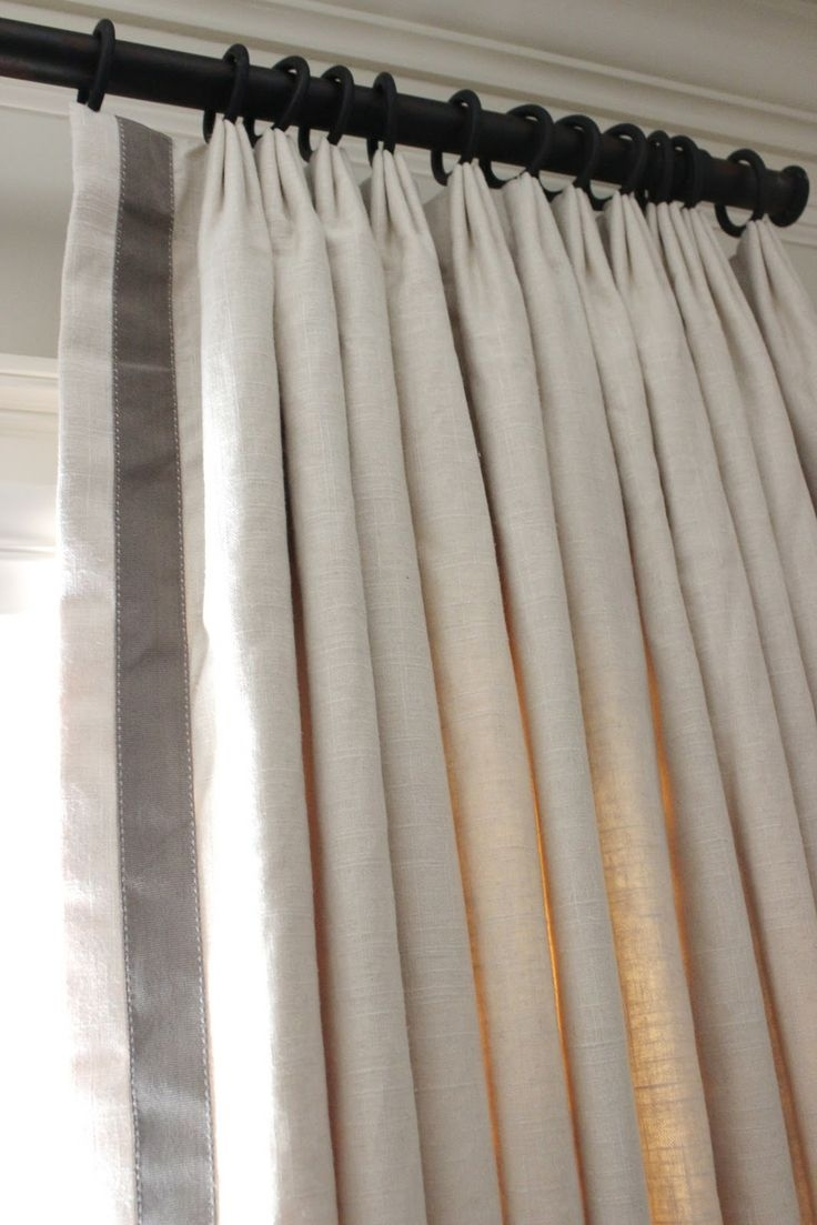 25 Best Ideas About Pleated Curtains On Pinterest Pinch Pleat Pertaining To Curtains Pleated Style (Image 1 of 15)
