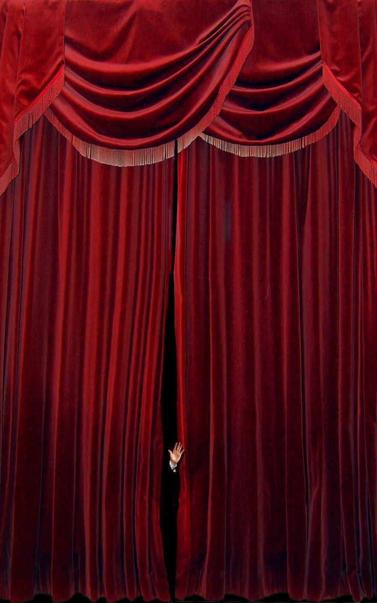 Featured Image of Dark Red Velvet Curtains