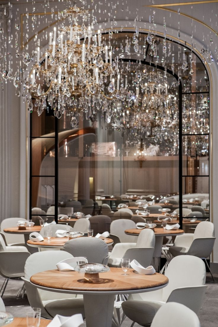 25 Best Ideas About Restaurant Lighting On Pinterest Interior Within Chandelier For Restaurant (Image 1 of 15)