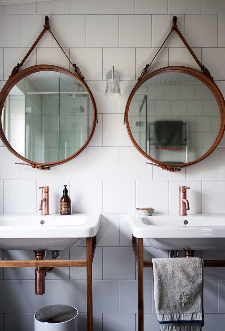 25 Best Ideas About Home Interior Design On Pinterest: 15+ Funky Mirrors For Bathrooms