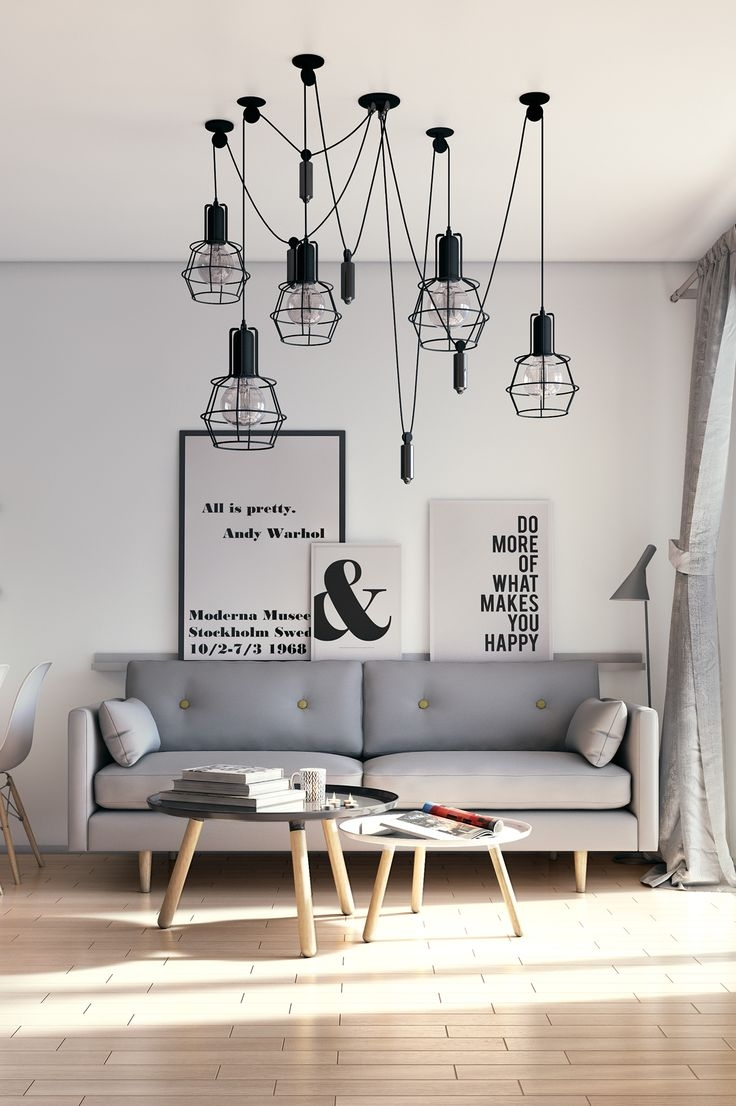 25 Best Ideas About Scandinavian Lighting On Pinterest With Regard To Scandinavian Chandeliers (Image 1 of 15)