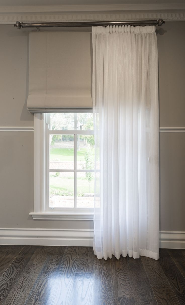 25 Best Ideas About Sheer Blinds On Pinterest Sheer Shades With Sheer Roman Blinds (Image 1 of 15)