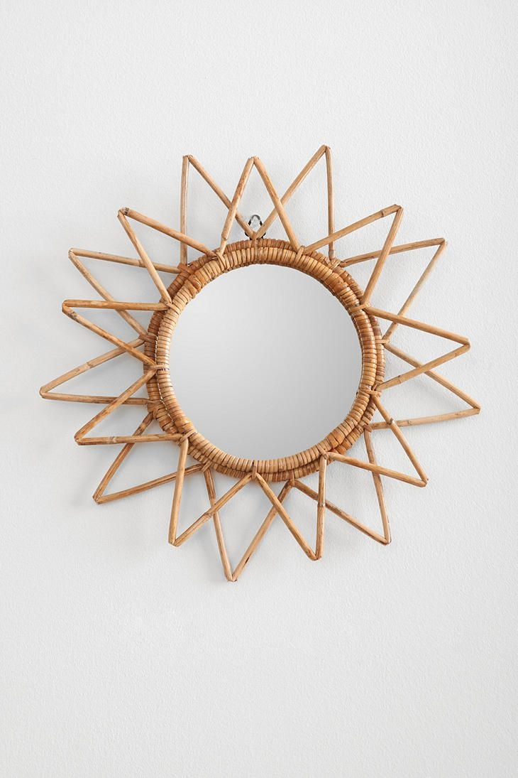 25 Best Ideas About Sun Mirror On Pinterest Sunburst Wall Decor Pertaining To Large Sun Shaped Mirror (Image 2 of 15)