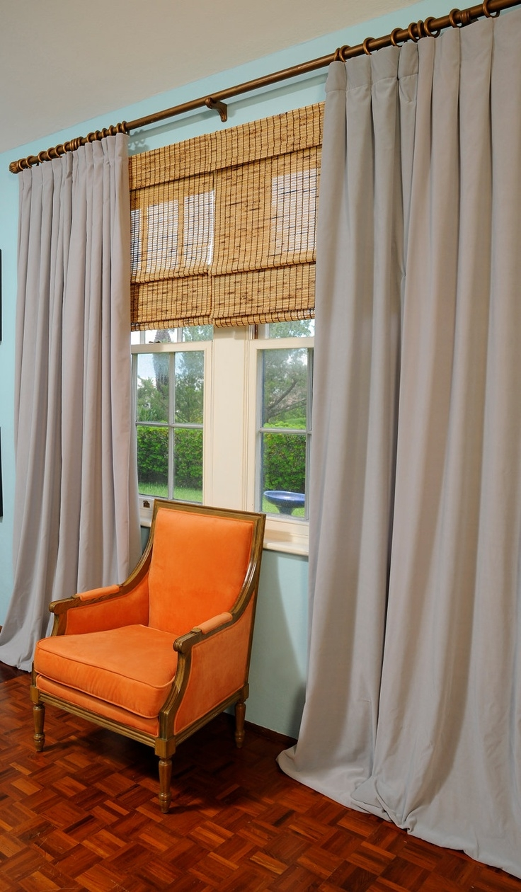15 Inspirations Natural Fiber Curtains Curtain Ideas